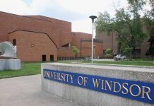 University of Windsor Students' Alliance International Student Leader Scholarships in Canada