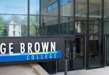 Woori Education International Awards at George Brown College, Canada