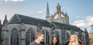 Aberdeen Global Scholarships for EU Students in UK