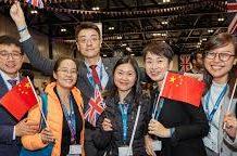 China Chevening Scholarships 2021