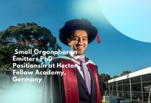 PhD Positions in Small Organoboron Emitters at Hector Fellow Academy, Germany