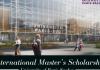 Université Paris-Saclay International Master's Scholarship 2021
