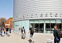 University of Manchester Global Futures Scholarships in UK