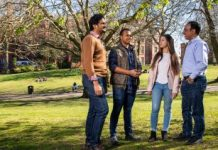 University of Sheffield Scholarships 2021