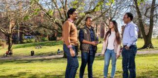 University of Sheffield Scholarships 2021